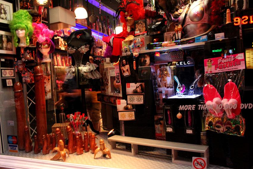 Local sex stores